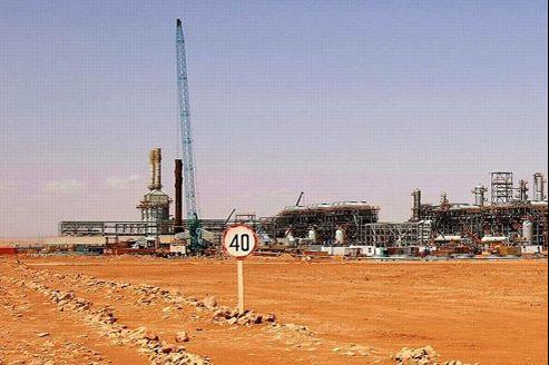 Le site Sonatrach-BP-Statoil de Tinguentourine