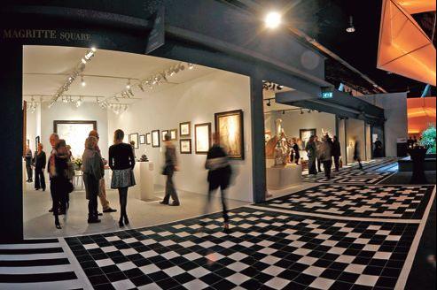 La dixième édition de la Brafa (Brussels Antiques &Fine Arts Fair) se tient jusqu'au 27 janvier.