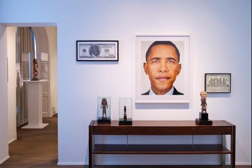 Exposition collective «Sexe, argent et pouvoir» à la Maison particulière de Bruxelles, centre d'art contemporain ouvert par deux Français en 2011. Jusqu'au 17 mars.