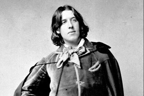 L'écrivain irlandais mort à 46 ans photographié ici, en 1882, par Napoelon Sarony.