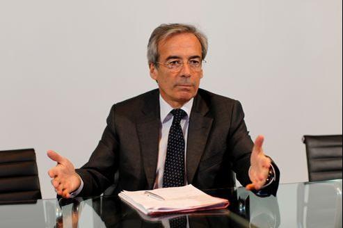 Frédéric Saint-Geours, président de la fédération de la métallurgie, soutiendra un autre candidat à latête du Medef.