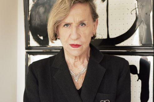 Andrée Putman, une vie en noir et blanc