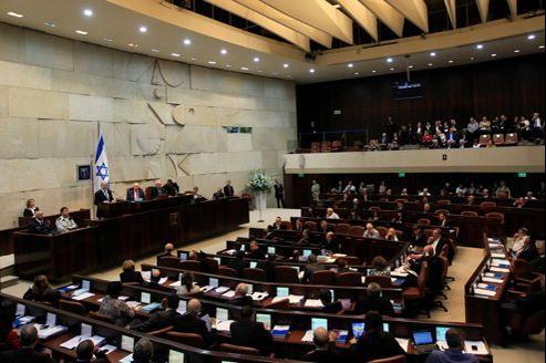 L'Assemblée israélienne, la Knesset.