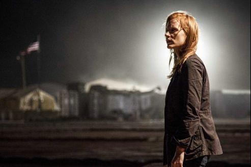 Jessica Chastain tient le premier rôle dans le film de Kathryn Bigelow.