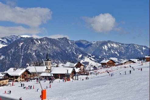 Crest-Voland-Cohennoz est un charmant village de Savoie, à 1230mètres d'altitude, dans le Val d'Arly.