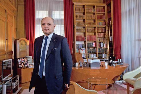 Didier Migaud dans son bureau, le 7 février 2012.