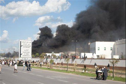 Le 14 septembre dernier, l'ambassade américaine de Tunis avait été attaquée par des cohortes de salafistes qui protestaient contre la diffusion sur Internet d'un film islamophobe.