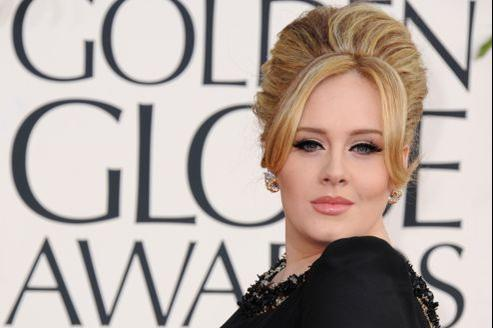 La chanteuse a remporté le 13 janvier dernier le Golden Globe de la meilleure chanson originale pour Skyfall.
