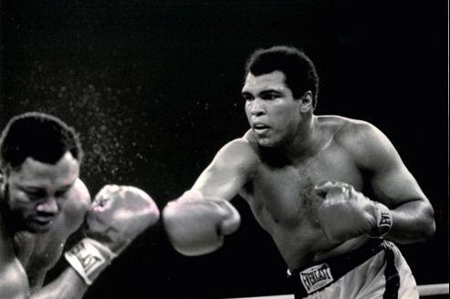 1er octobre 1975 à Manille, rencontre entre Muhammad Ali et Joe Frazier.
