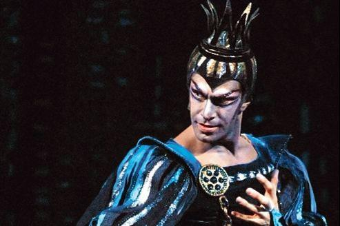 Nikolaï Tsiskaridze, jeudi, au Théâtre du Bolchoï, à Moscou.