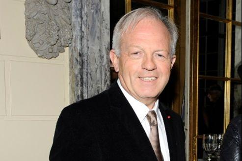 Philippe Camus, en 2009.
