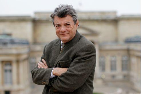 Jean-Louis Borloo, président de l'Union des démocrates et indépendants, à Paris, début janvier.