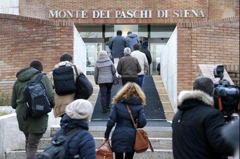 Vendredi 25 janvier, assemblée générale des actionnaires de Banca Monte dei Paschi di Siena.
