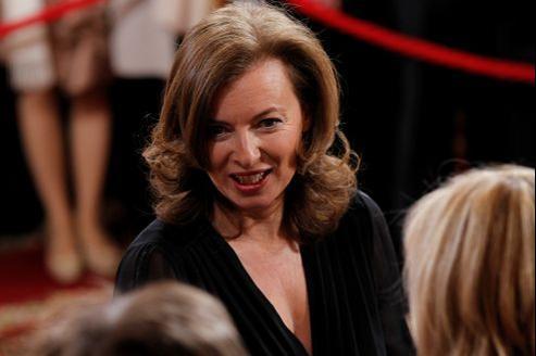 Valérie Trierweiler réclame 80.000euros aux auteurs et à l'éditeur de La Frondeuse.
