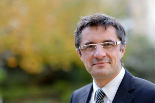 Erwann Binet, rapporteur du projet de loi sur le mariage pour tous.