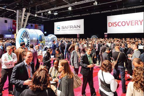 Le «Discovery Day de Safran» 2012 fera date pour le groupe, qui n'a pas hésité à engager plusieurs millions d'euros.