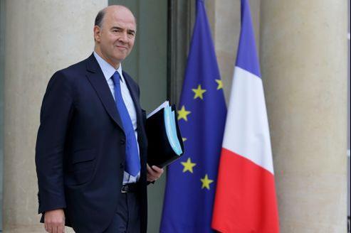Le ministre des Finances, Pierre Moscovici.