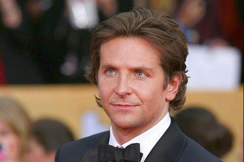 Bradley Cooper sur le tapis rouge des derniers SAG Awards à Los Angeles.