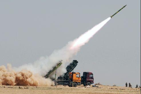 La Syrie a reçu de la Russie des systèmes de défense antiaérienne qui intéressent beaucoup l'Iran. Crédits photo: HO/AFP