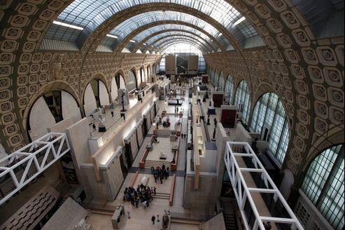Une famille défavorisée expulsée du Musée d'Orsay