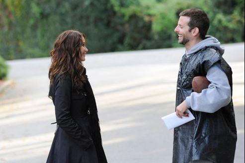 Jennifer Lawrence et Bradley Cooper sont tous deux nommés aux Oscars pour leur interprétation dans  Hapiness Therapy.