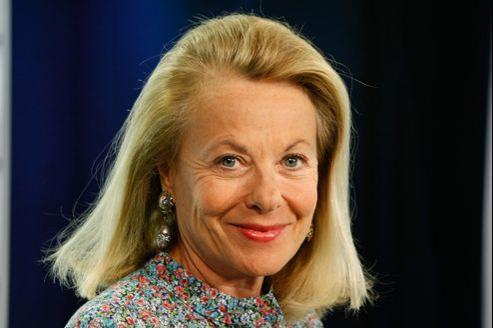 Sophie de Menthon est présidente de l'association patronale Ethic