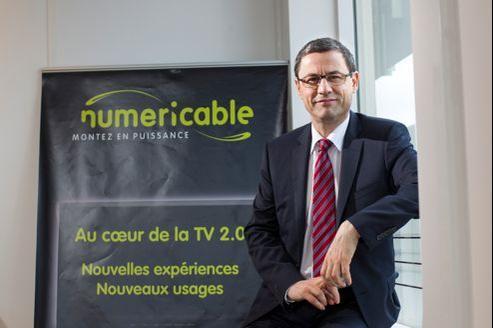 «Rapprocher Numericable et SFR redynamiserait les télécoms»