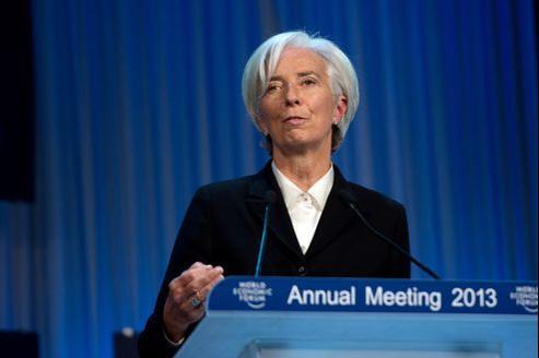 Le Fonds, présidé par Christine Lagarde, peut, en dernier recours, exclure l'Argentine de l'instance internationale.