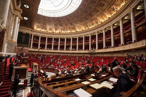 Les débats sur le projet de loi sur le mariage pour tous se poursuivent à l'Assemblée nationale.