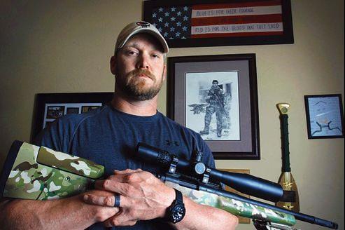 Chris Kyle aurait tué 255 personnes en Irak.