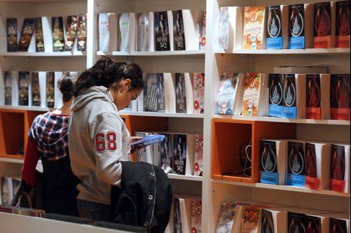 Selon des chiffres que s'apprête à communiquer le panéliste GfK, le marché du livre physique en France n'a reculé que de 1,45% l'an dernier.