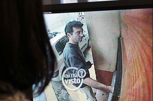 La dernière image de Xavier Dupont de Ligonnès provient d'une caméra de vidéosurveillance sur le parking d'un hôtel Formule 1 dans le Var.