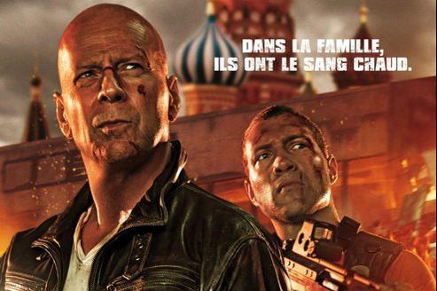 L'affiche originale de Die Hard: Belle journée pour mourir.