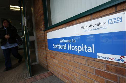 Le scandale de l'hôpital de Stafford est l'un des plus graves qui a affecté le NHS.