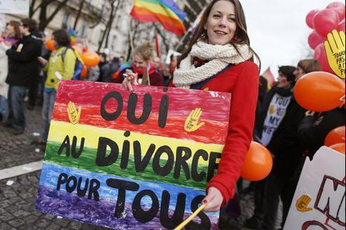 Les homos pourront divorcer comme les hétéros