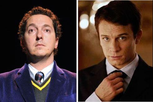 Guillaume Gallienne et Jérémie Renier incarnent Pierre Bergé, le compagnon d'Yves Saint Laurent dans deux biopics différents.
