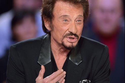 Johnny Hallyday: «Ce que Sardou a dit sur ma fille ne m'a pas plu.»