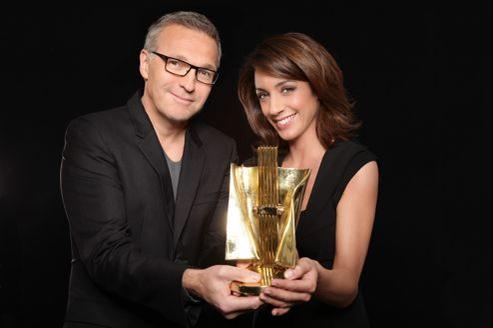 Laurent Ruquier et Virginie Guilhaume présentent l'édition 2013.