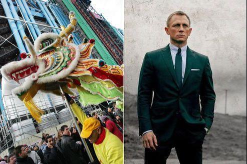 Le défilé du Nouvel An chinois dans le Marais ou Skyfall au Grand Palais?