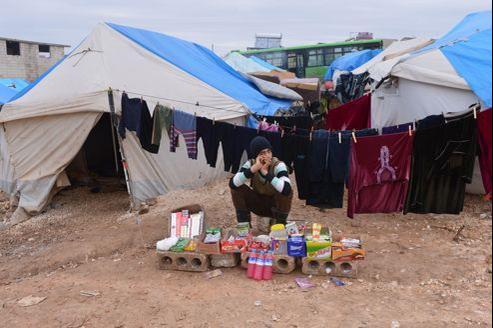 Le Liban abrite déjà 260.000 réfugiés syriens, selon le Haut-Commissariat de l'ONU pour les réfugiés.
