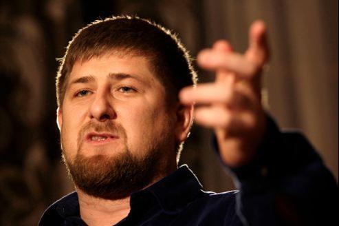 Le président tchétchène, Ramzan Kadyrov, poète à ses heures sur Twitter.