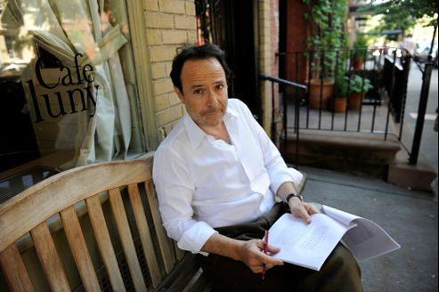 Marc Levy à New York, le 20 mai 2010.