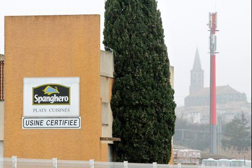 La société Spanghero rejette en bloc les accusations du gouvernement.