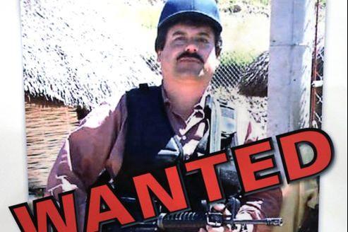 L'ennemi public numéro un, Joaquin «El Chapo» Guzman.