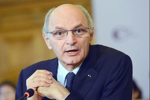 Le président de la Cour des comptes, Didier Migaud