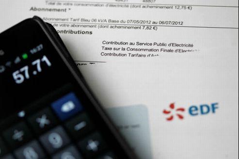 Lectricit la facture pourrait bondir de 30 d 39 ici 2017 - Contribution au service public de l electricite ...