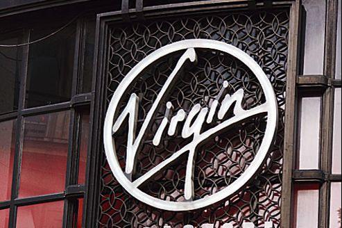 Le logo de Virgin.