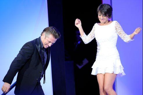 Le numéro de drague de Florence Foresti envers Sean Penn en 2009 fait partie des moments forts de l'histoire des Césars.