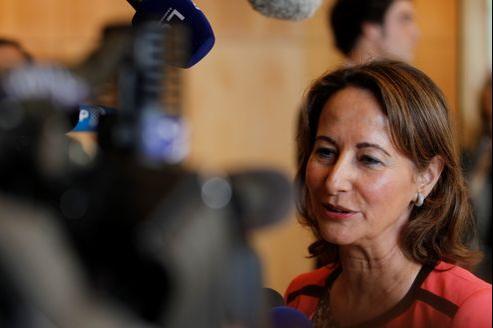 Ségolène Royal au Conseil économique, social et environnemental en juillet 2012. Crédit: François Bouchon /Le Figaro