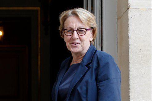 La ministre de la Fonction publique, Marylise Lebranchu.
